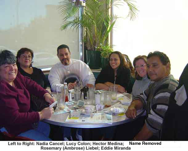 Alumni Committee meeting Nov 15 2003